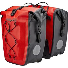 XLC BA-W38 Sidetaske vandtæt, rød